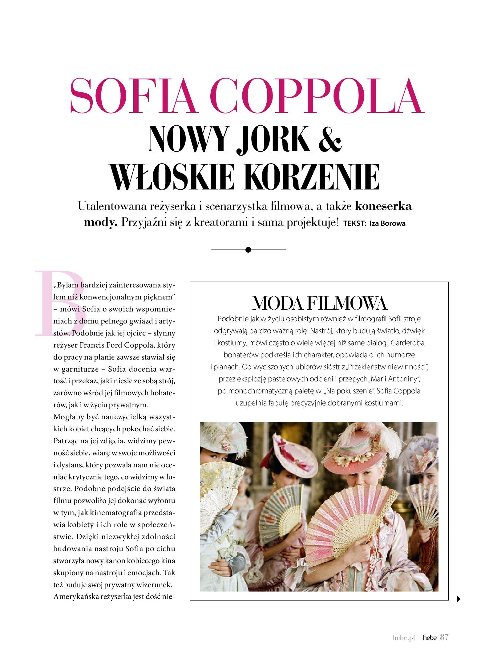 Gazetka hebe: Magazyn Hebe - Trendy na lato 2021-07-01 page-87