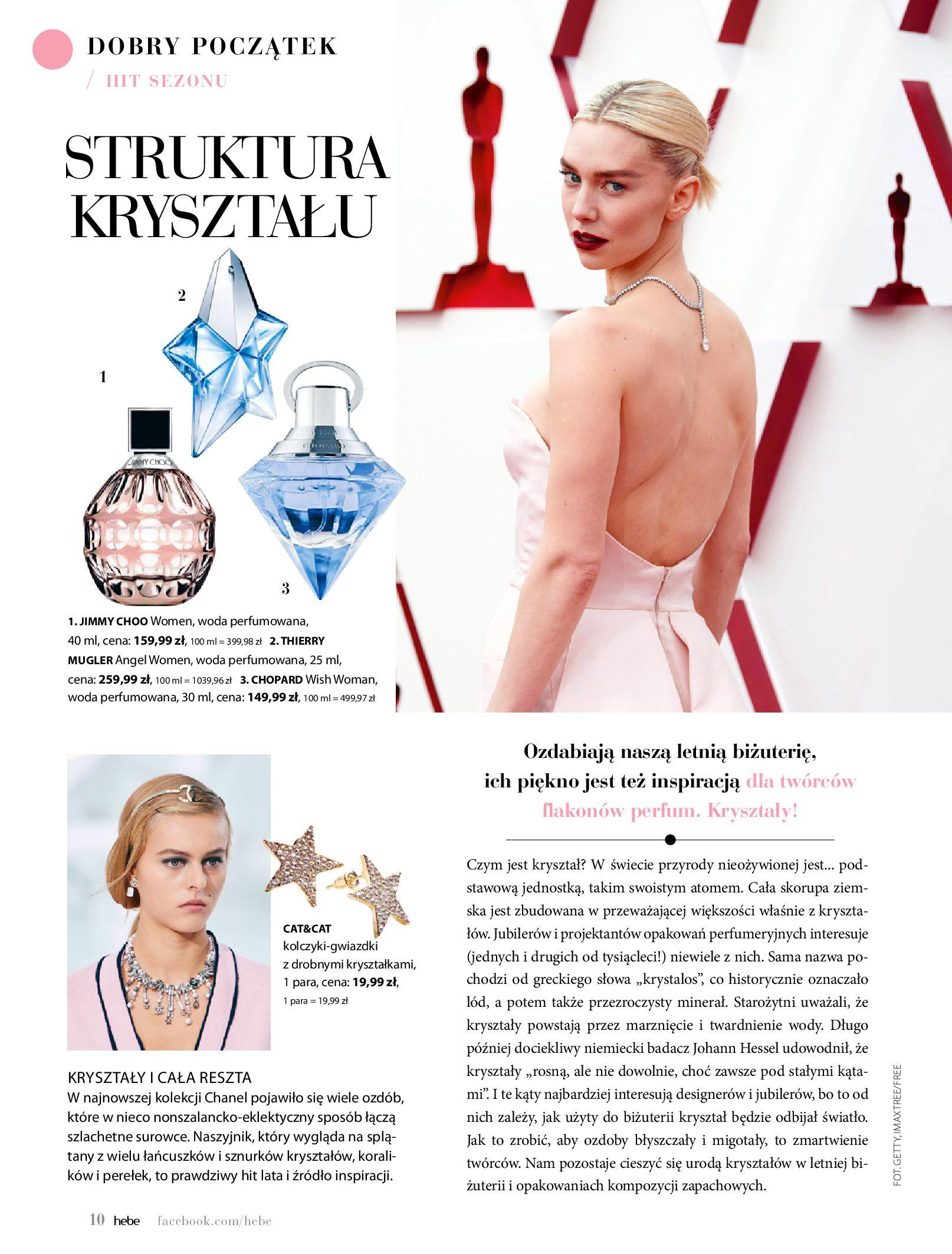 Gazetka hebe: Magazyn Hebe - Trendy na lato 2021-07-01 page-10