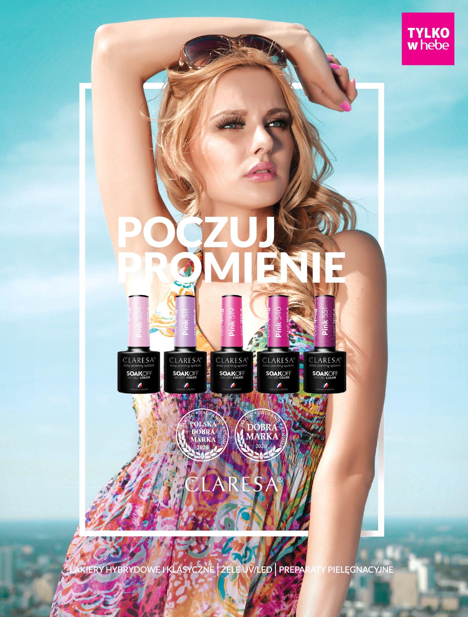 Gazetka hebe: Magazyn Hebe - Trendy na lato 2021-07-01 page-97