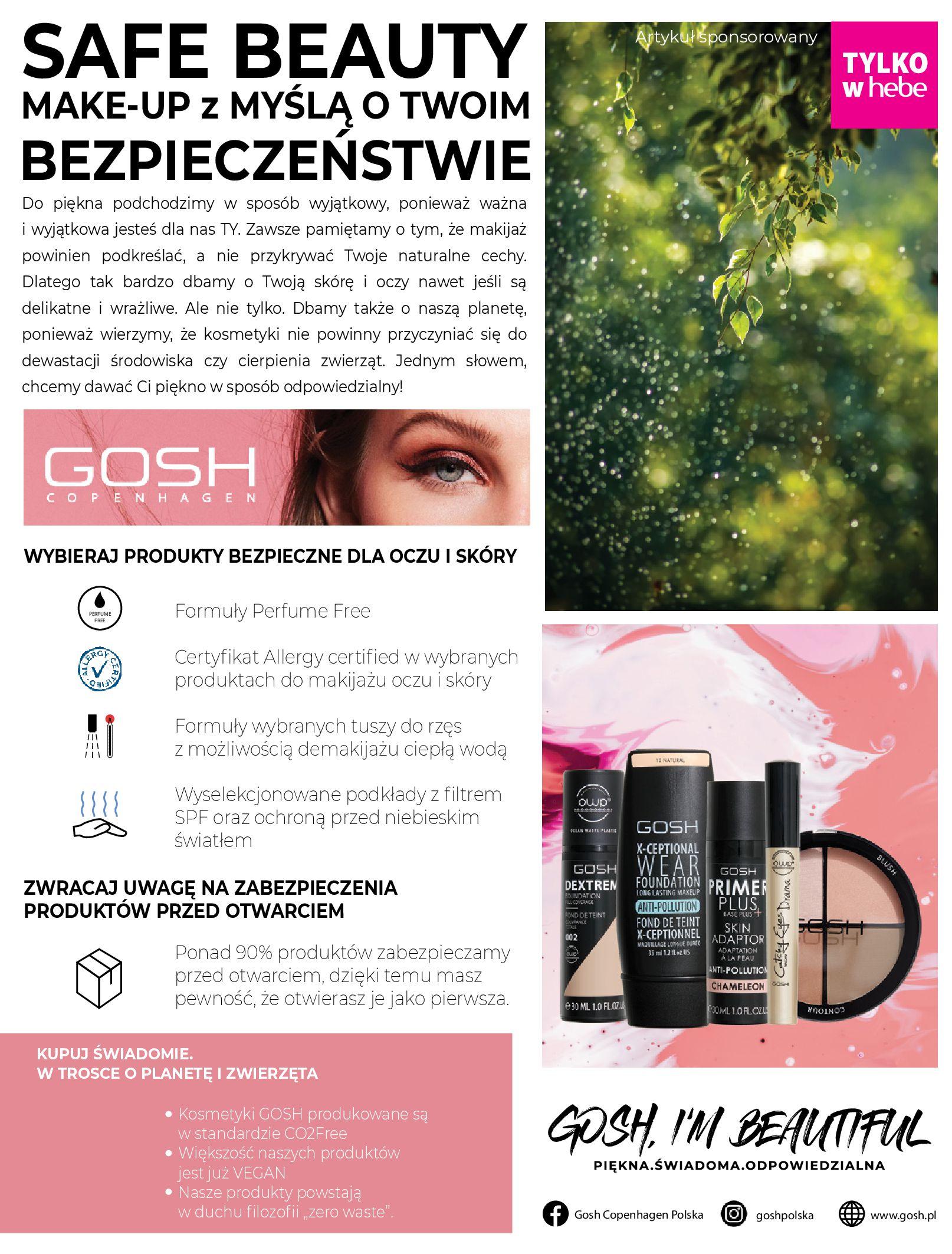 Gazetka hebe: Magazyn Hebe - Trendy na lato 2021-07-01 page-105
