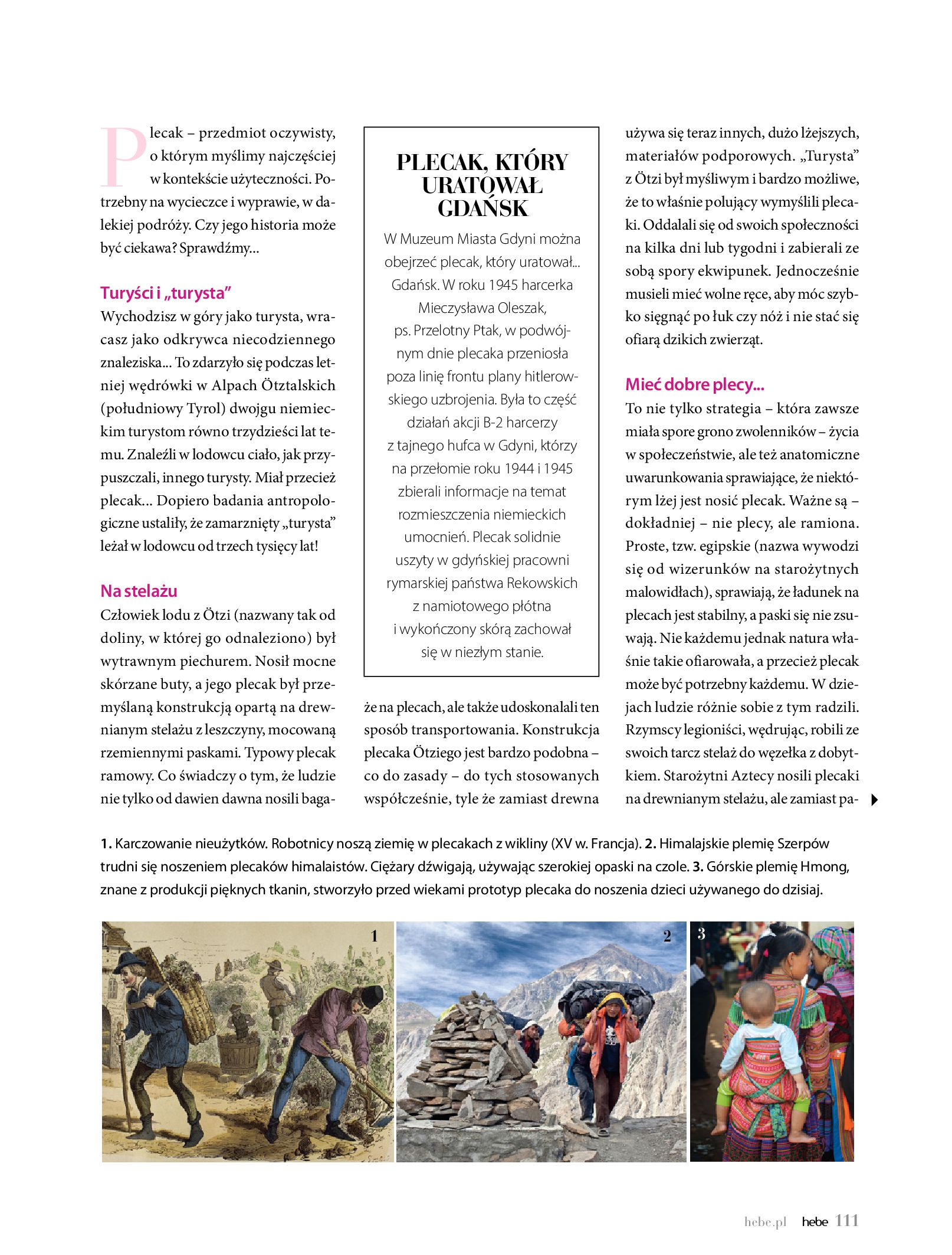Gazetka hebe: Magazyn Hebe - Trendy na lato 2021-07-01 page-111