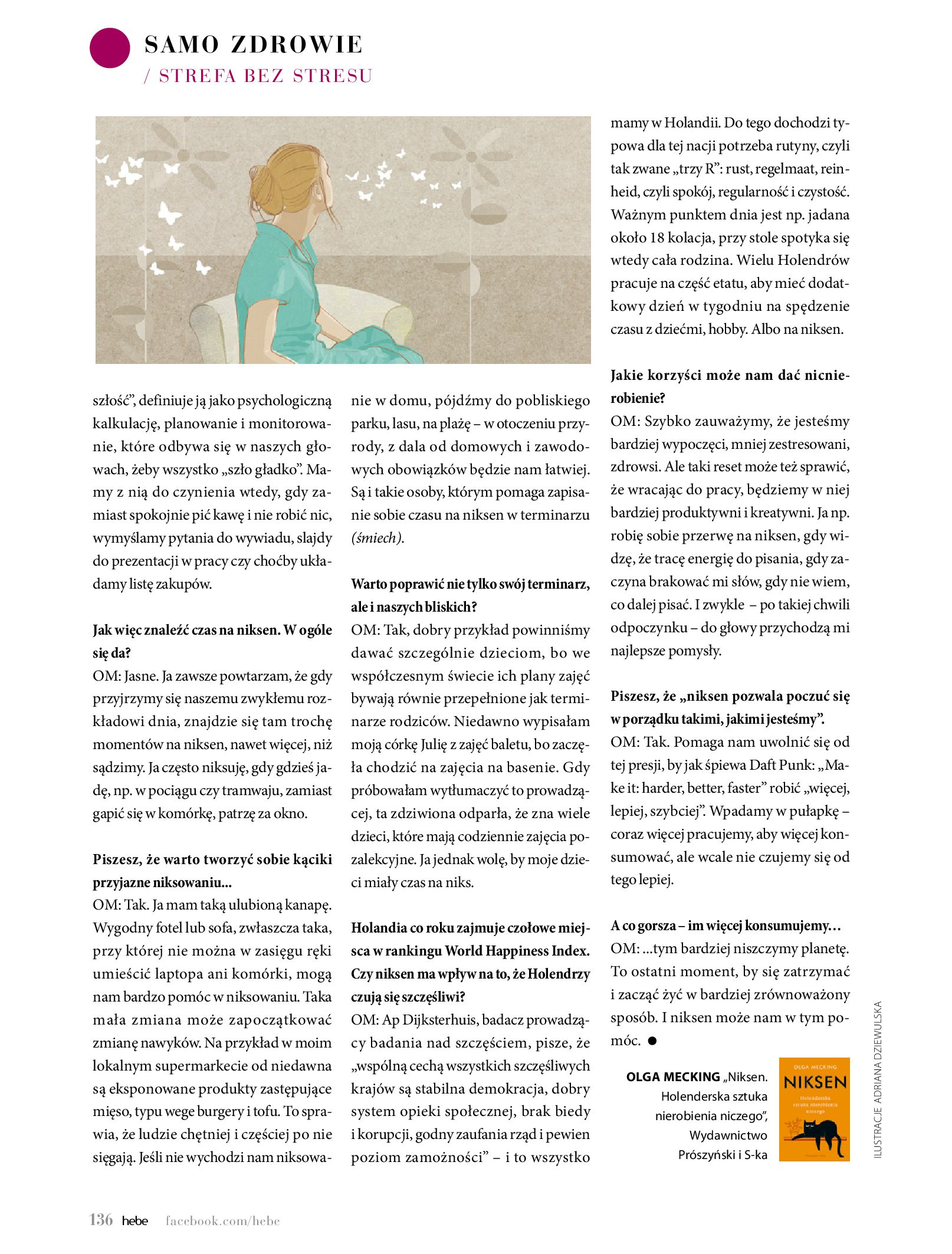 Gazetka hebe: Magazyn Hebe - Trendy na lato 2021-07-01 page-136