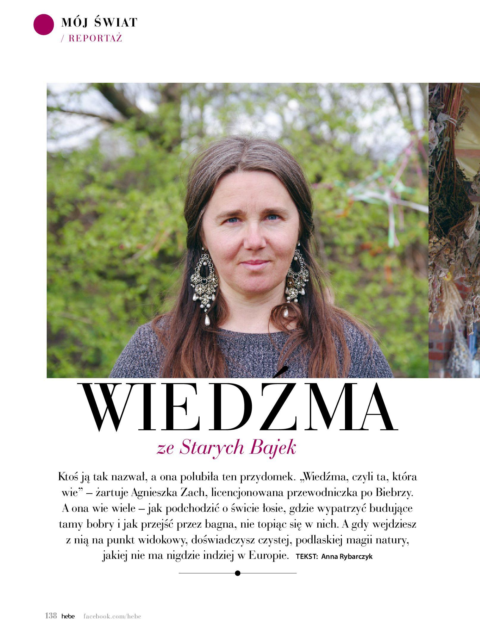 Gazetka hebe: Magazyn Hebe - Trendy na lato 2021-07-01 page-138