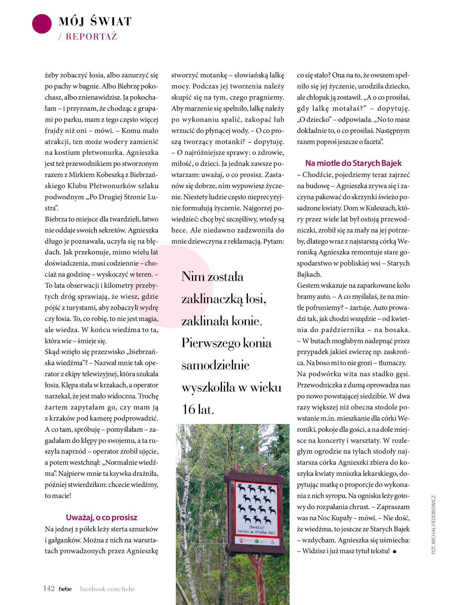 Gazetka hebe: Magazyn Hebe - Trendy na lato 2021-07-01 page-142