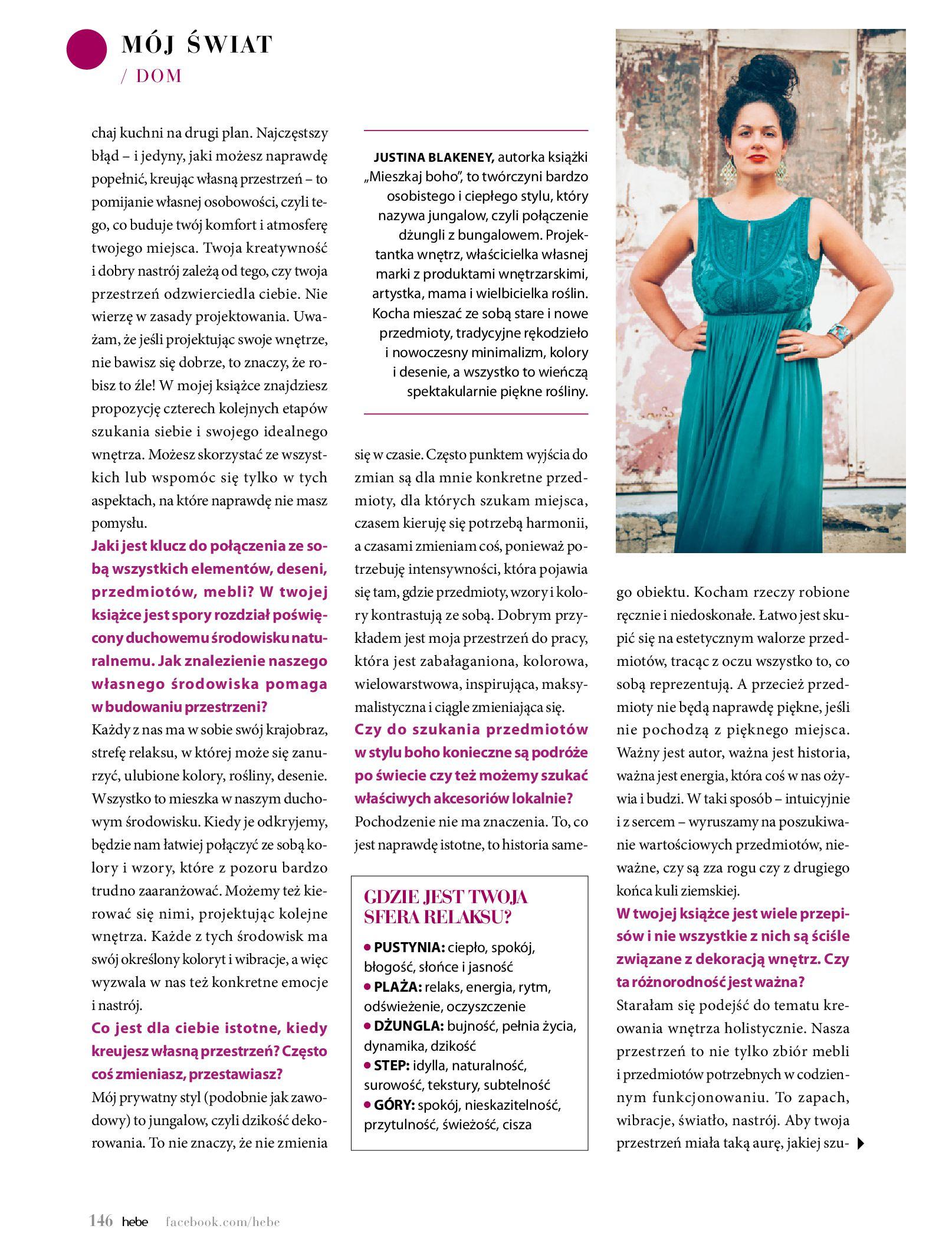Gazetka hebe: Magazyn Hebe - Trendy na lato 2021-07-01 page-146
