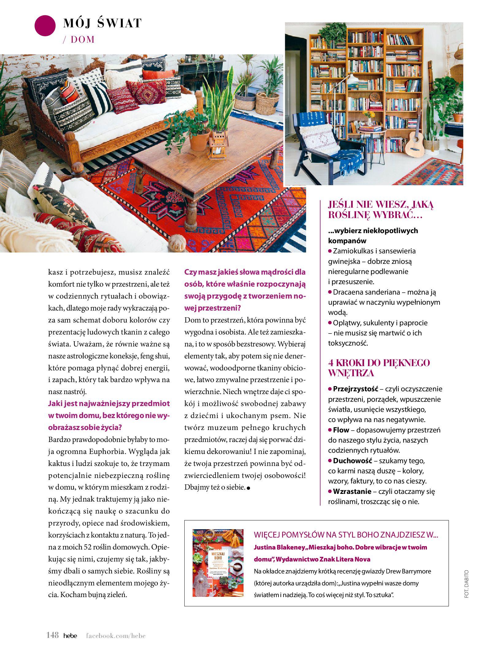Gazetka hebe: Magazyn Hebe - Trendy na lato 2021-07-01 page-148