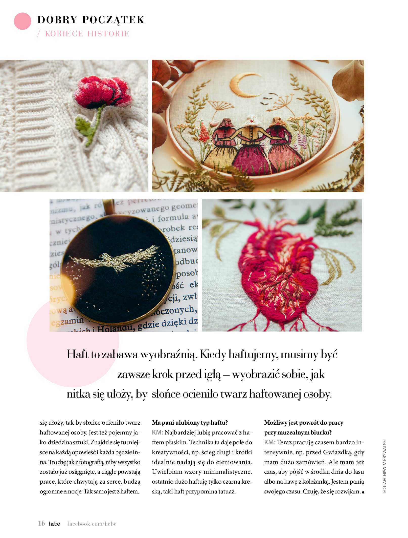 Gazetka hebe: Magazyn Hebe - Trendy na lato 2021-07-01 page-16