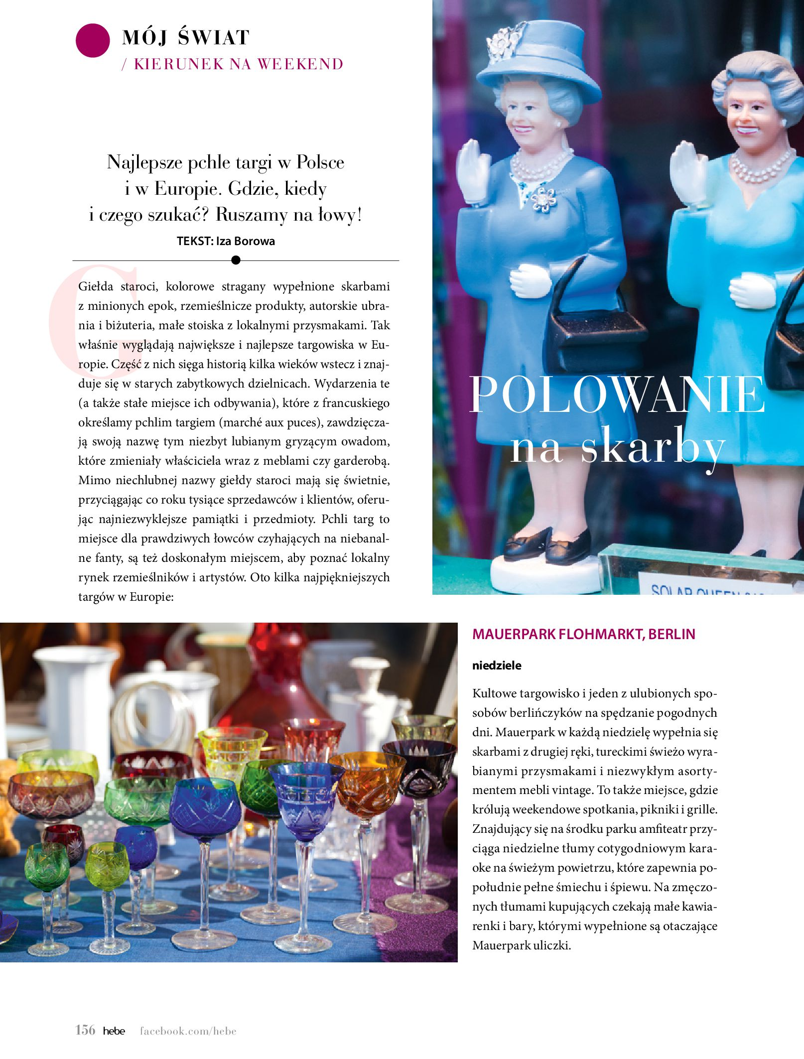 Gazetka hebe: Magazyn Hebe - Trendy na lato 2021-07-01 page-156
