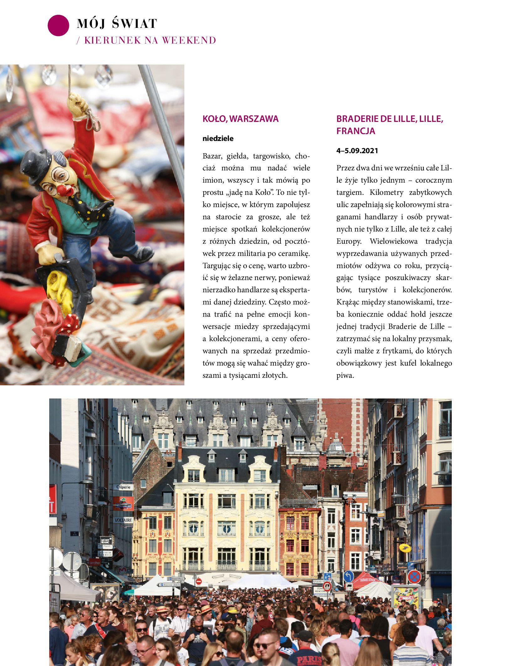 Gazetka hebe: Magazyn Hebe - Trendy na lato 2021-07-01 page-158