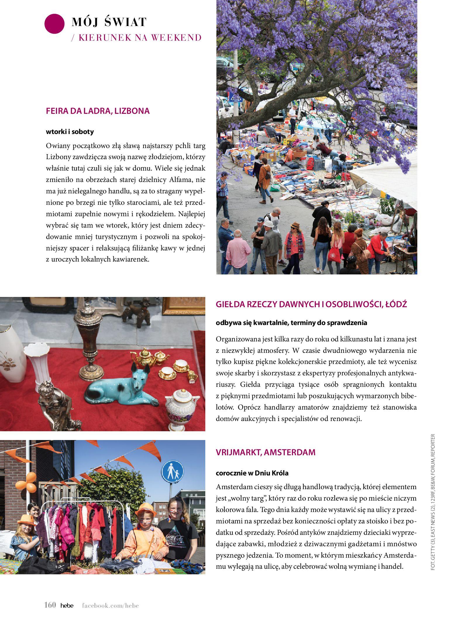 Gazetka hebe: Magazyn Hebe - Trendy na lato 2021-07-01 page-160