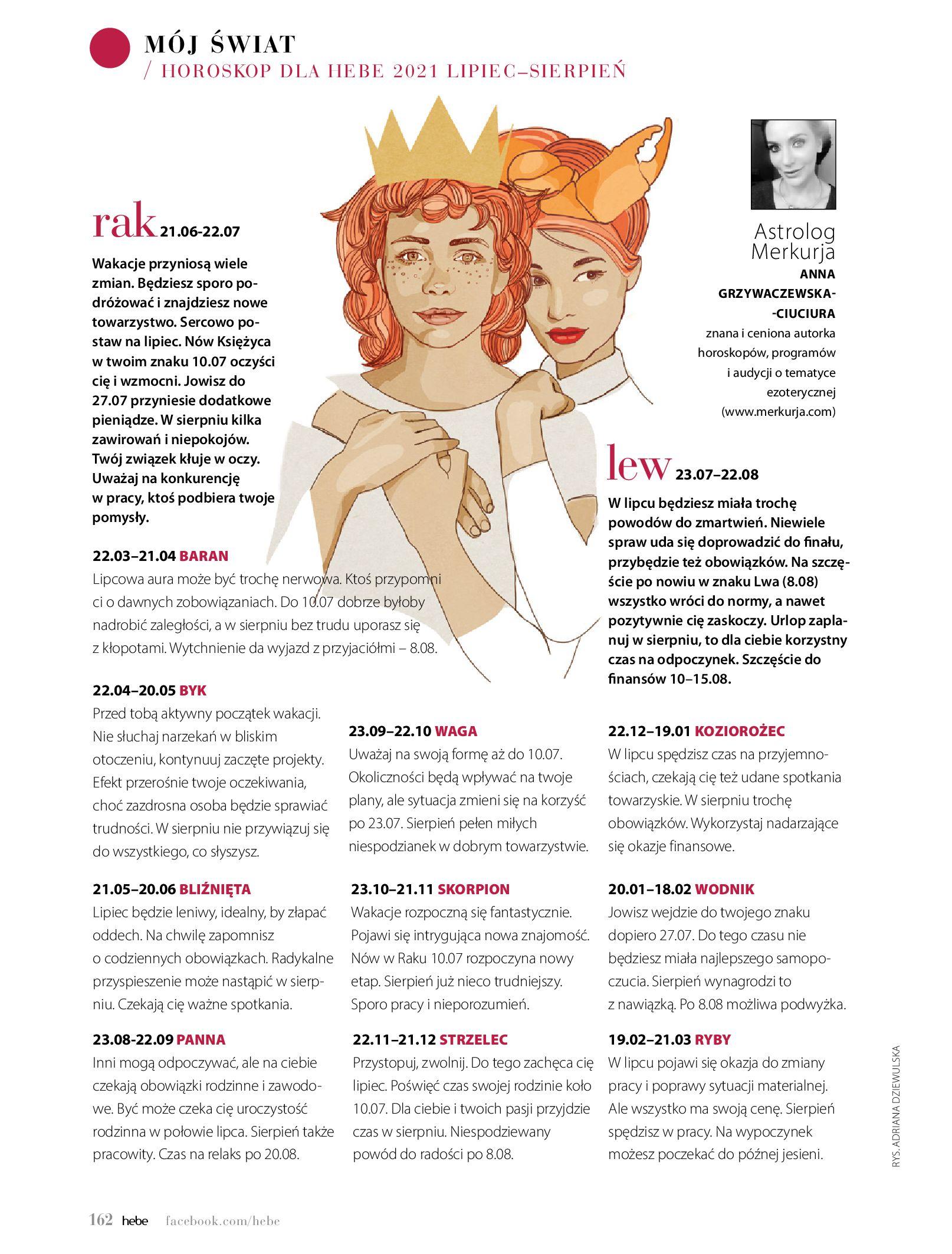 Gazetka hebe: Magazyn Hebe - Trendy na lato 2021-07-01 page-162