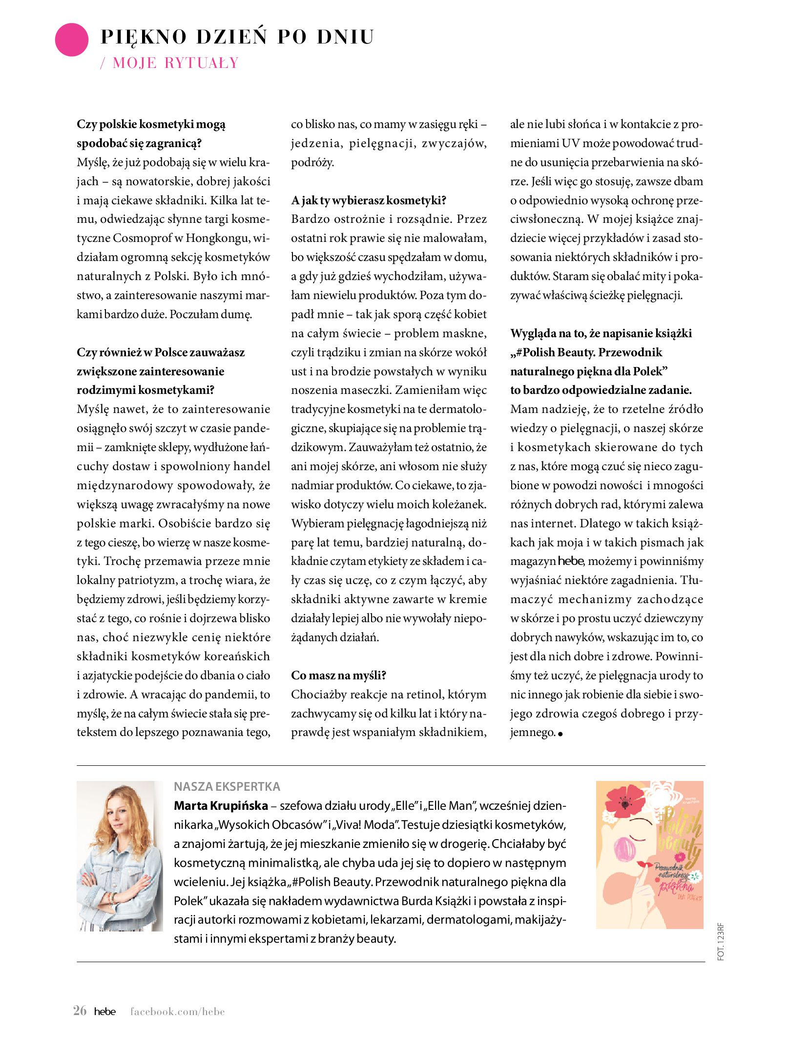 Gazetka hebe: Magazyn Hebe - Trendy na lato 2021-07-01 page-26