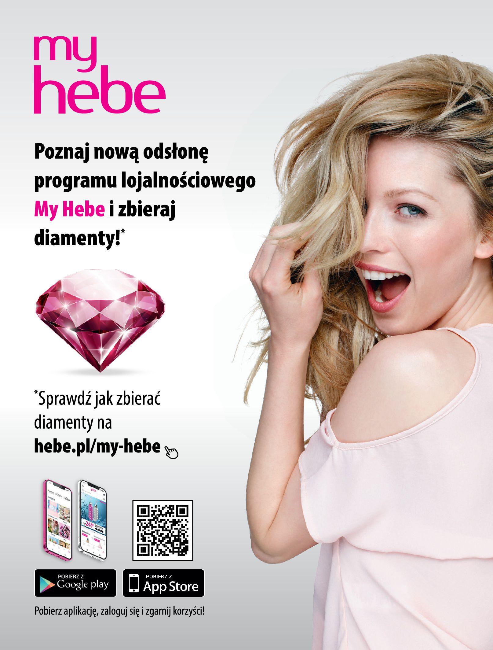 Gazetka hebe: Magazyn Hebe - Trendy na lato 2021-07-01 page-31