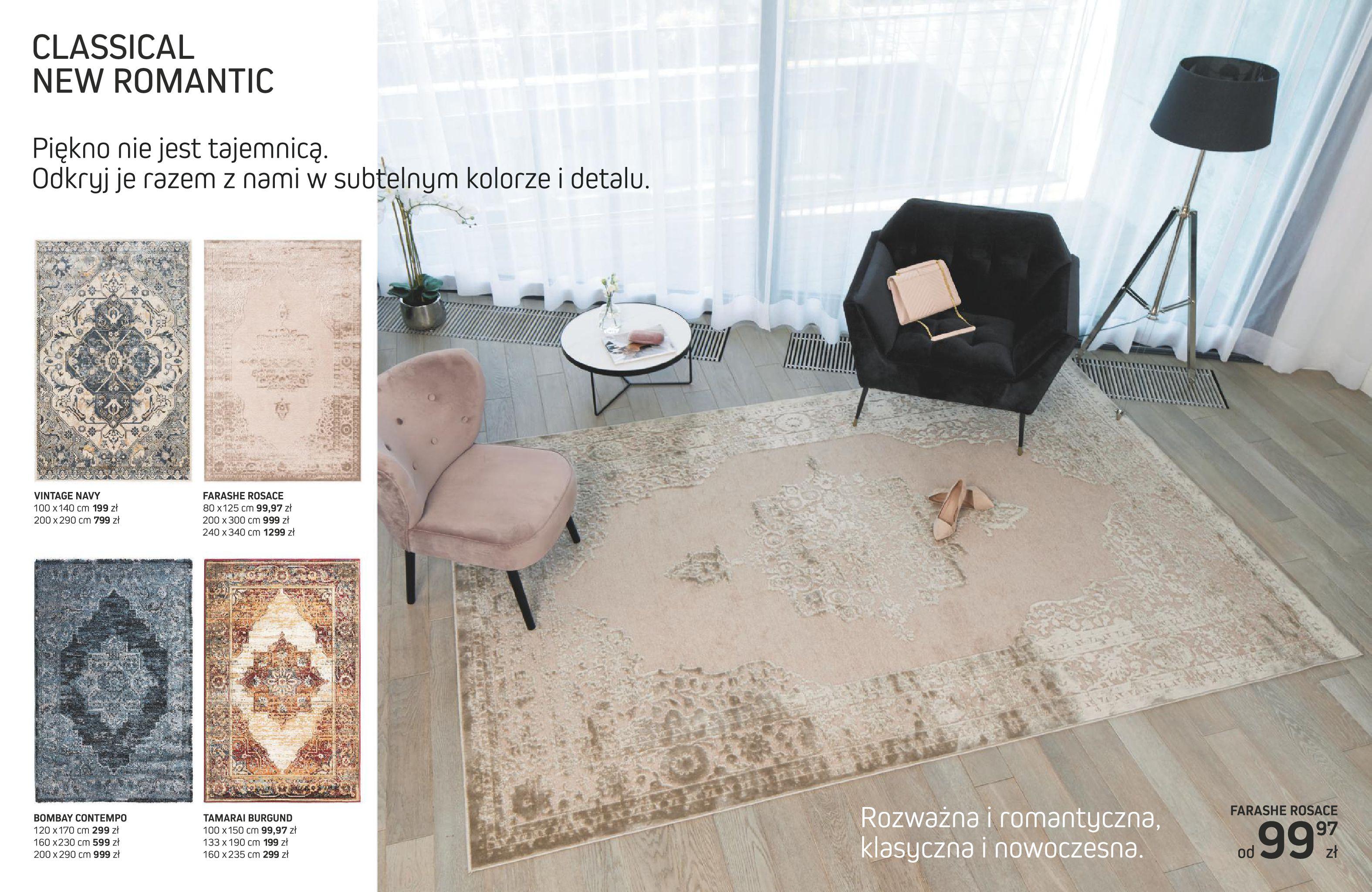 Gazetka Komfort - Katalog dywanowy-21.10.2018-19.12.2018-page-