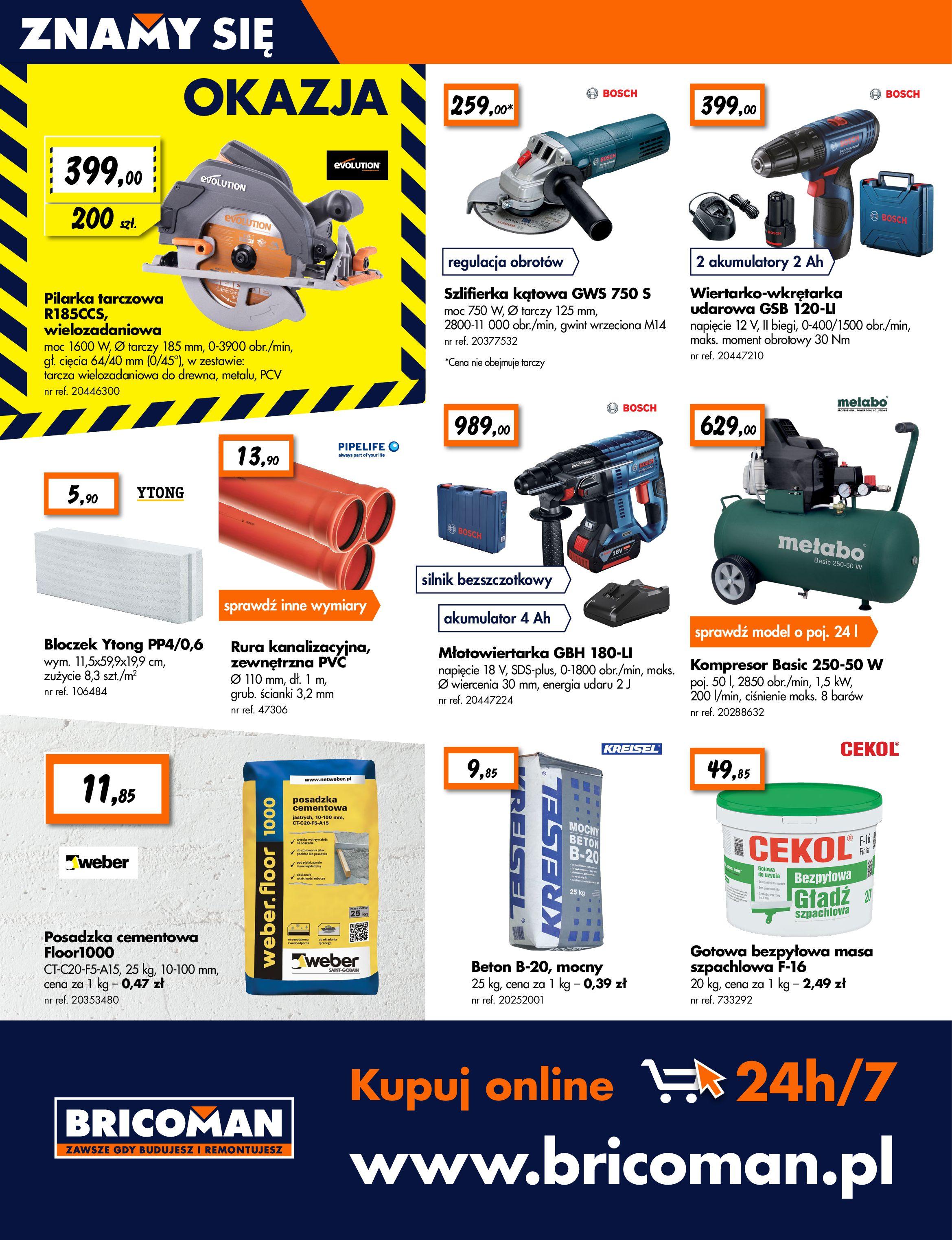Gazetka Bricoman: Gazetka Bricoman 2021-05-31 page-12