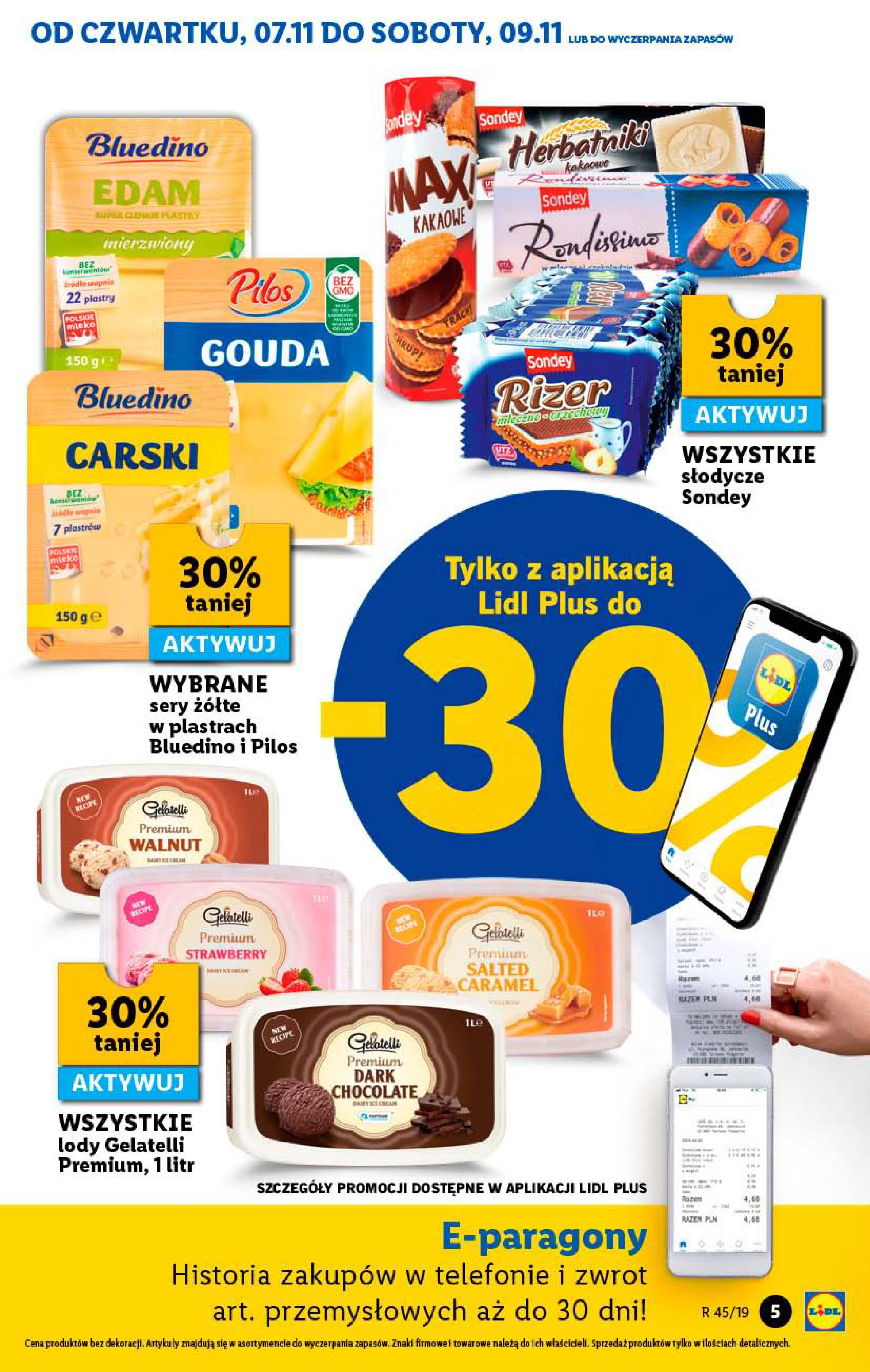 Gazetka Lidl - Od czwartku-06.11.2019-09.11.2019-page-5
