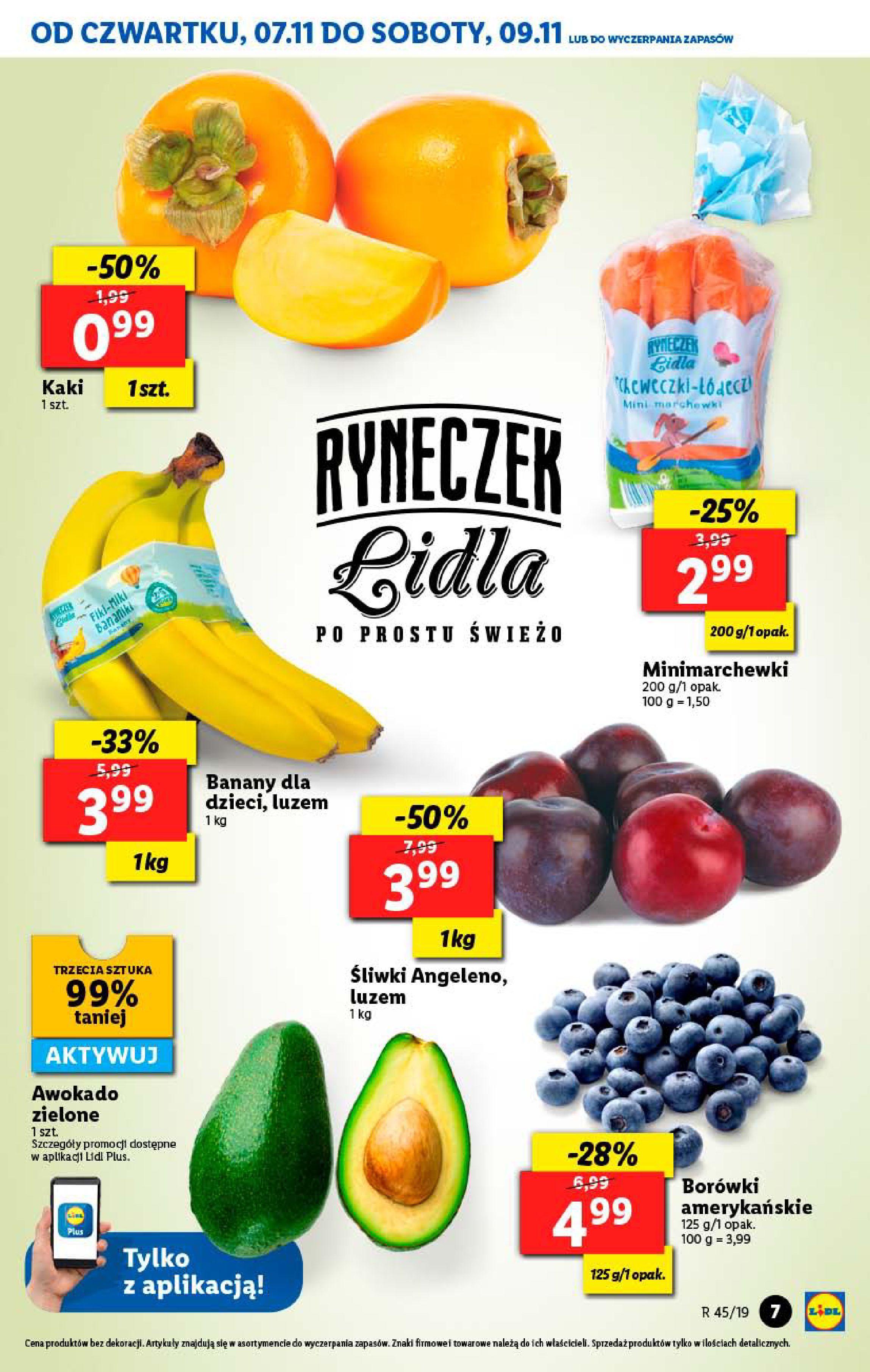 Gazetka Lidl - Od czwartku-06.11.2019-09.11.2019-page-7