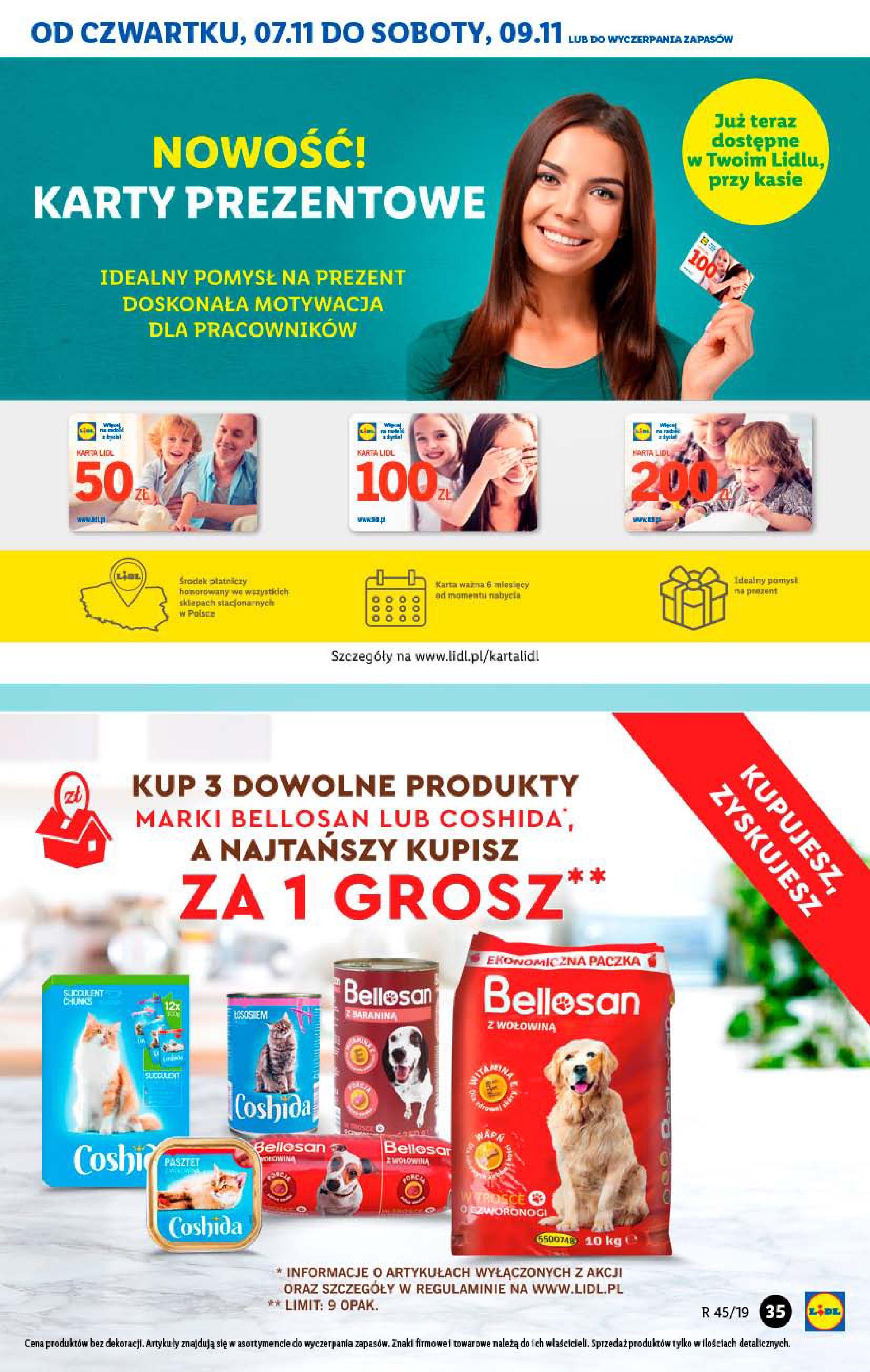 Gazetka Lidl - Od czwartku-06.11.2019-09.11.2019-page-35