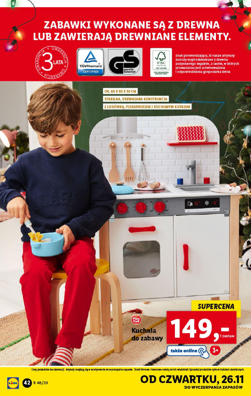 Gazetka Lidl - Katalog od 23.11-22.11.2020-28.11.2020-page-42