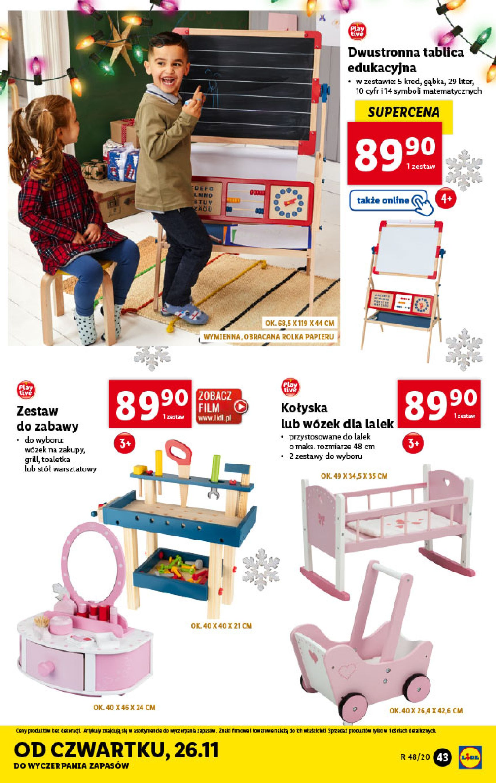 Gazetka Lidl - Katalog od 23.11-22.11.2020-28.11.2020-page-43