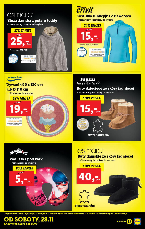 Gazetka Lidl - Katalog od 23.11-22.11.2020-28.11.2020-page-53