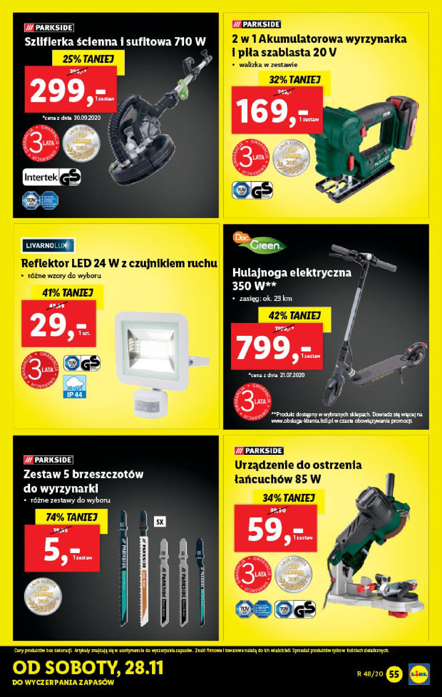 Gazetka Lidl - Katalog od 23.11-22.11.2020-28.11.2020-page-55