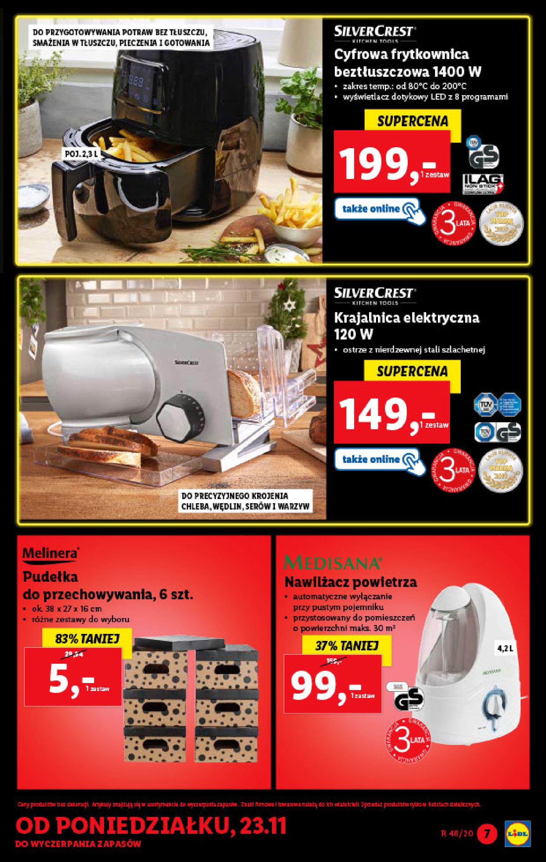 Gazetka Lidl - Katalog od 23.11-22.11.2020-28.11.2020-page-7