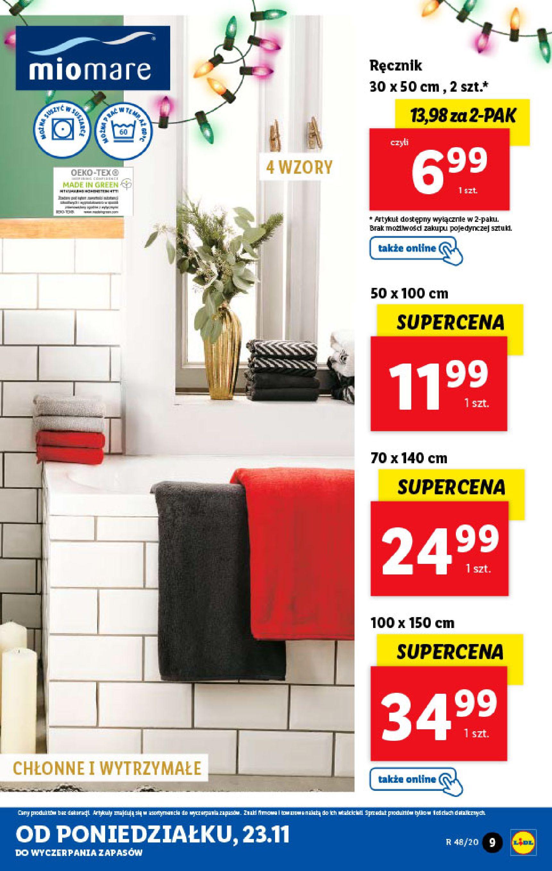 Gazetka Lidl - Katalog od 23.11-22.11.2020-28.11.2020-page-9