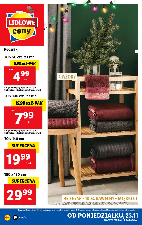 Gazetka Lidl - Katalog od 23.11-22.11.2020-28.11.2020-page-10