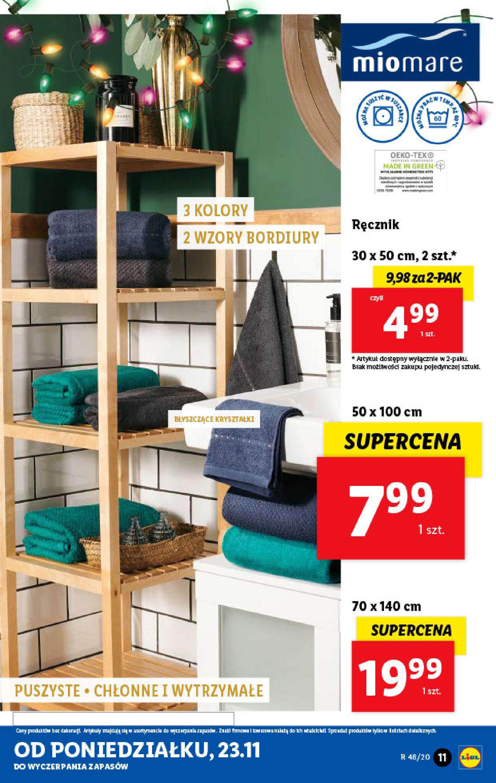 Gazetka Lidl - Katalog od 23.11-22.11.2020-28.11.2020-page-11