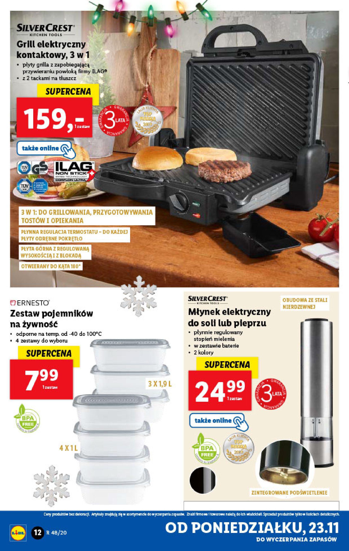 Gazetka Lidl - Katalog od 23.11-22.11.2020-28.11.2020-page-12