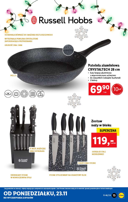 Gazetka Lidl - Katalog od 23.11-22.11.2020-28.11.2020-page-13