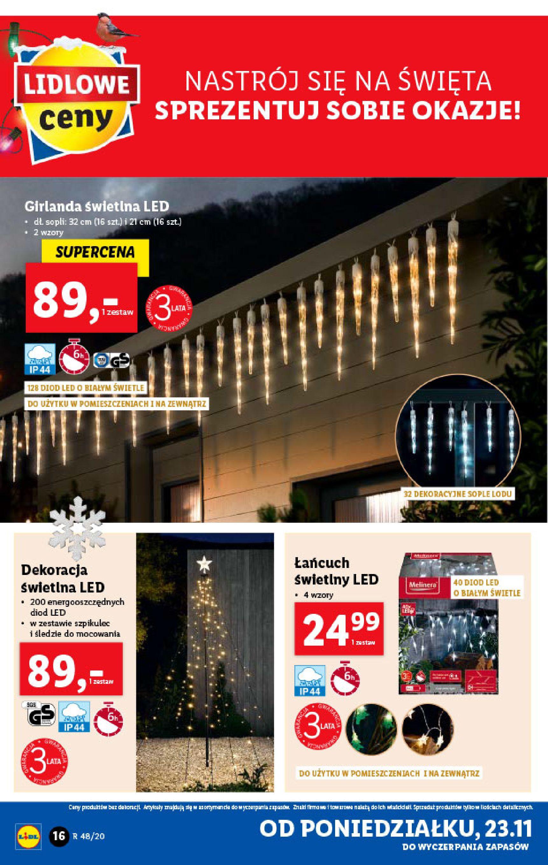 Gazetka Lidl - Katalog od 23.11-22.11.2020-28.11.2020-page-16
