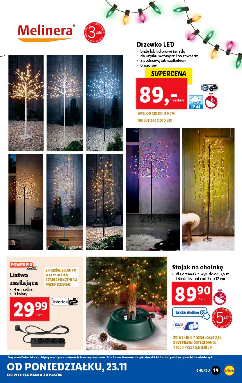 Gazetka Lidl - Katalog od 23.11-22.11.2020-28.11.2020-page-19