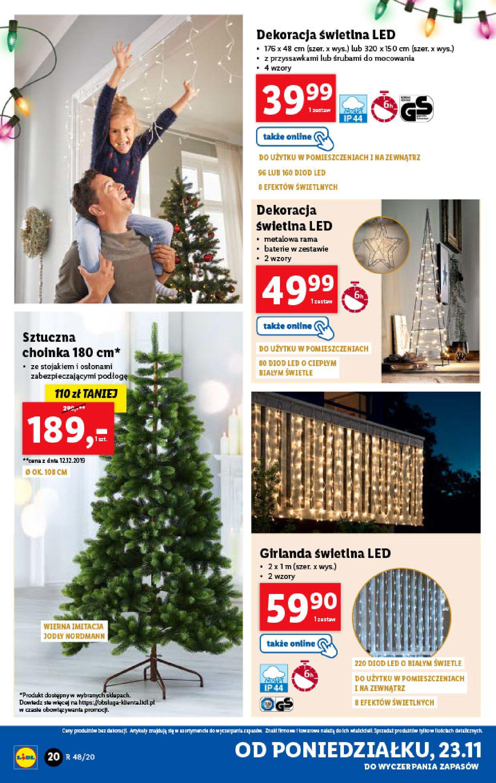 Gazetka Lidl - Katalog od 23.11-22.11.2020-28.11.2020-page-20
