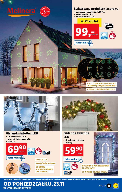Gazetka Lidl - Katalog od 23.11-22.11.2020-28.11.2020-page-21