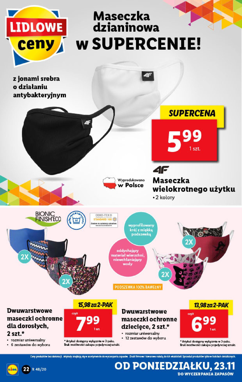 Gazetka Lidl - Katalog od 23.11-22.11.2020-28.11.2020-page-22