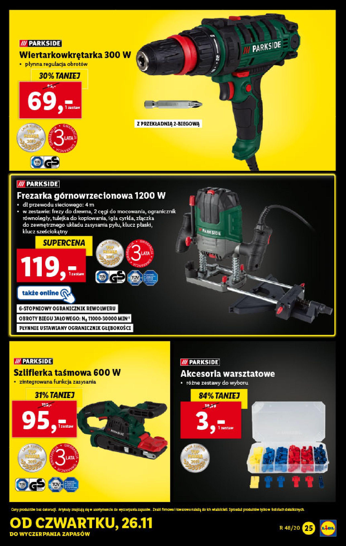 Gazetka Lidl - Katalog od 23.11-22.11.2020-28.11.2020-page-25