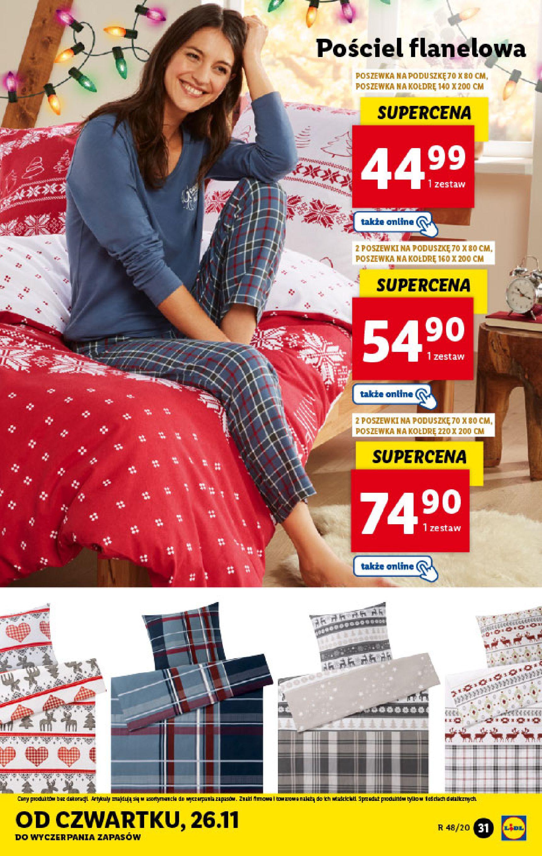 Gazetka Lidl - Katalog od 23.11-22.11.2020-28.11.2020-page-31