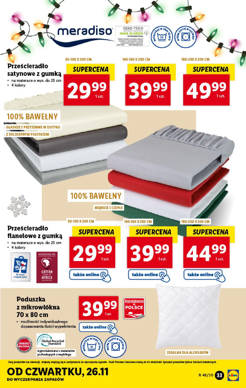 Gazetka Lidl - Katalog od 23.11-22.11.2020-28.11.2020-page-33