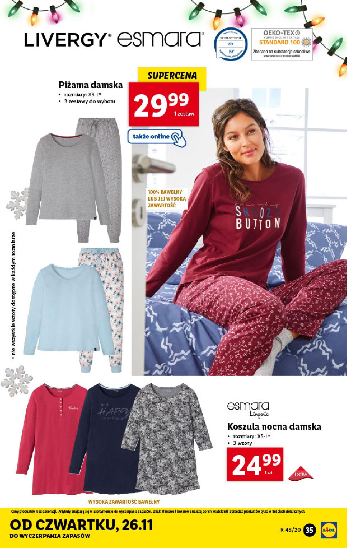 Gazetka Lidl - Katalog od 23.11-22.11.2020-28.11.2020-page-35