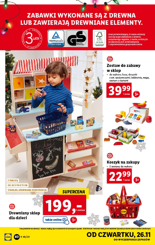 Gazetka Lidl - Katalog od 23.11-22.11.2020-28.11.2020-page-40