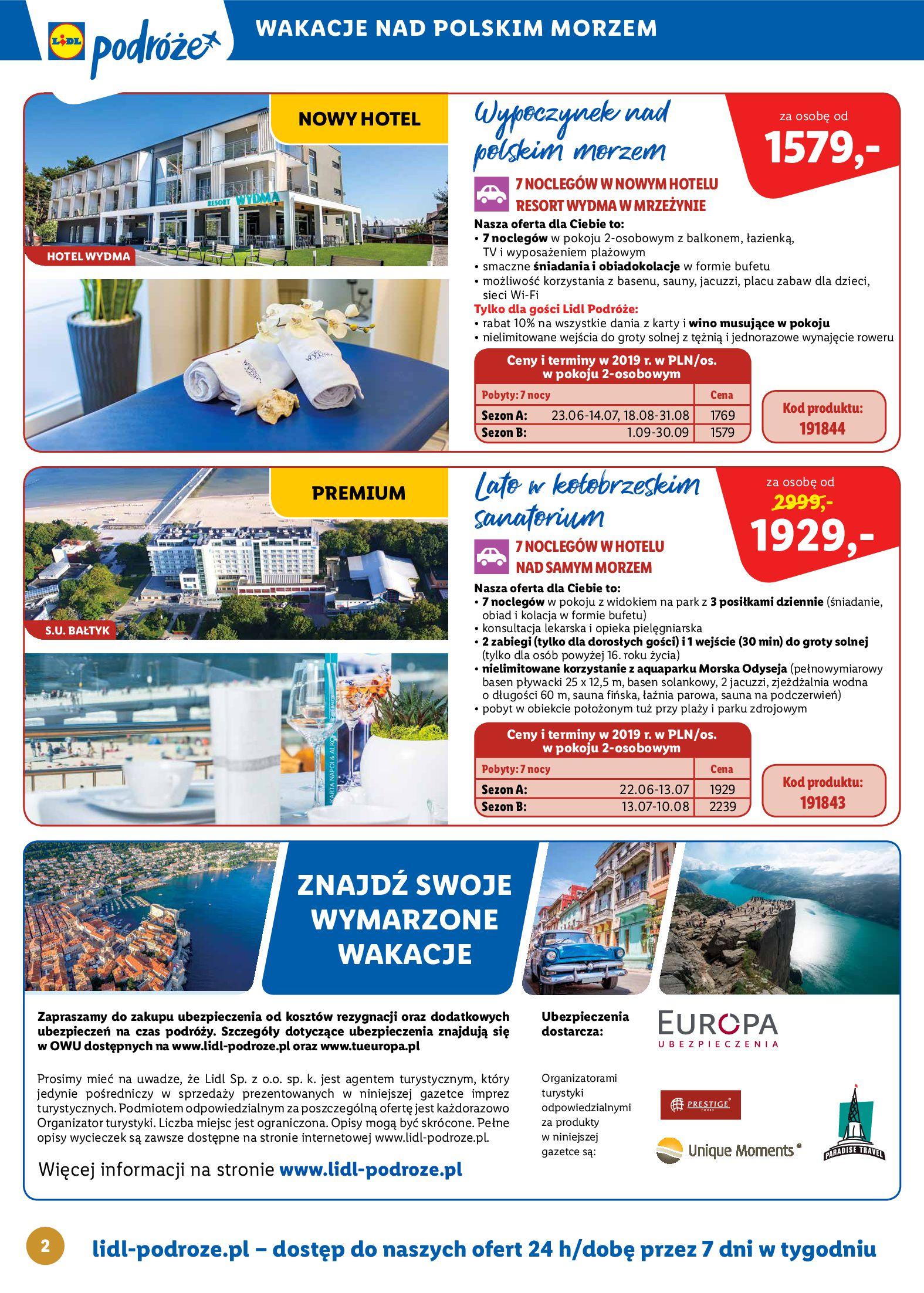 Gazetka Lidl - Lidl Podróże-26.05.2019-28.06.2019-page-