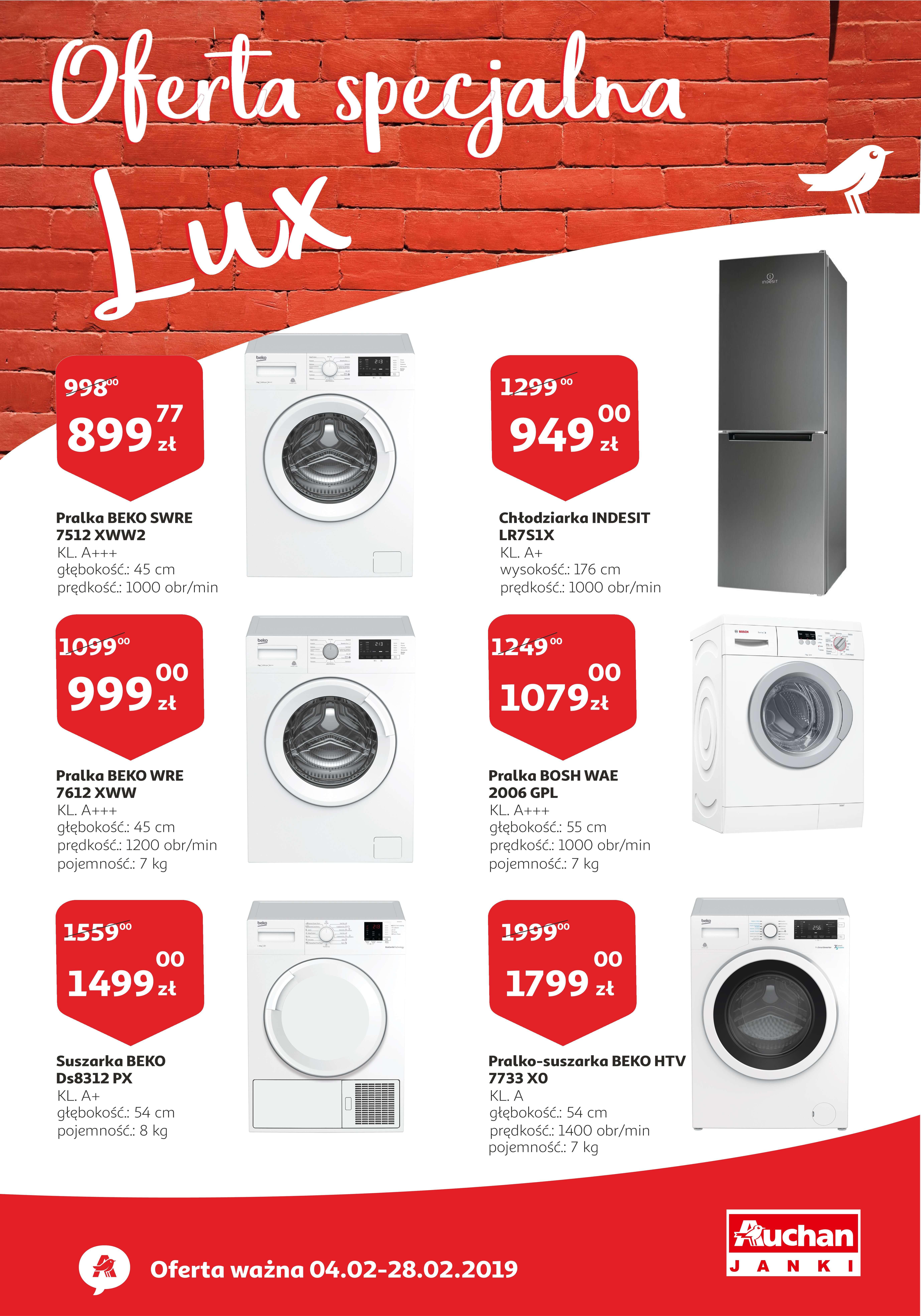 Gazetka Auchan - Oferta specjalna LUX-03.02.2019-28.02.2019-page-