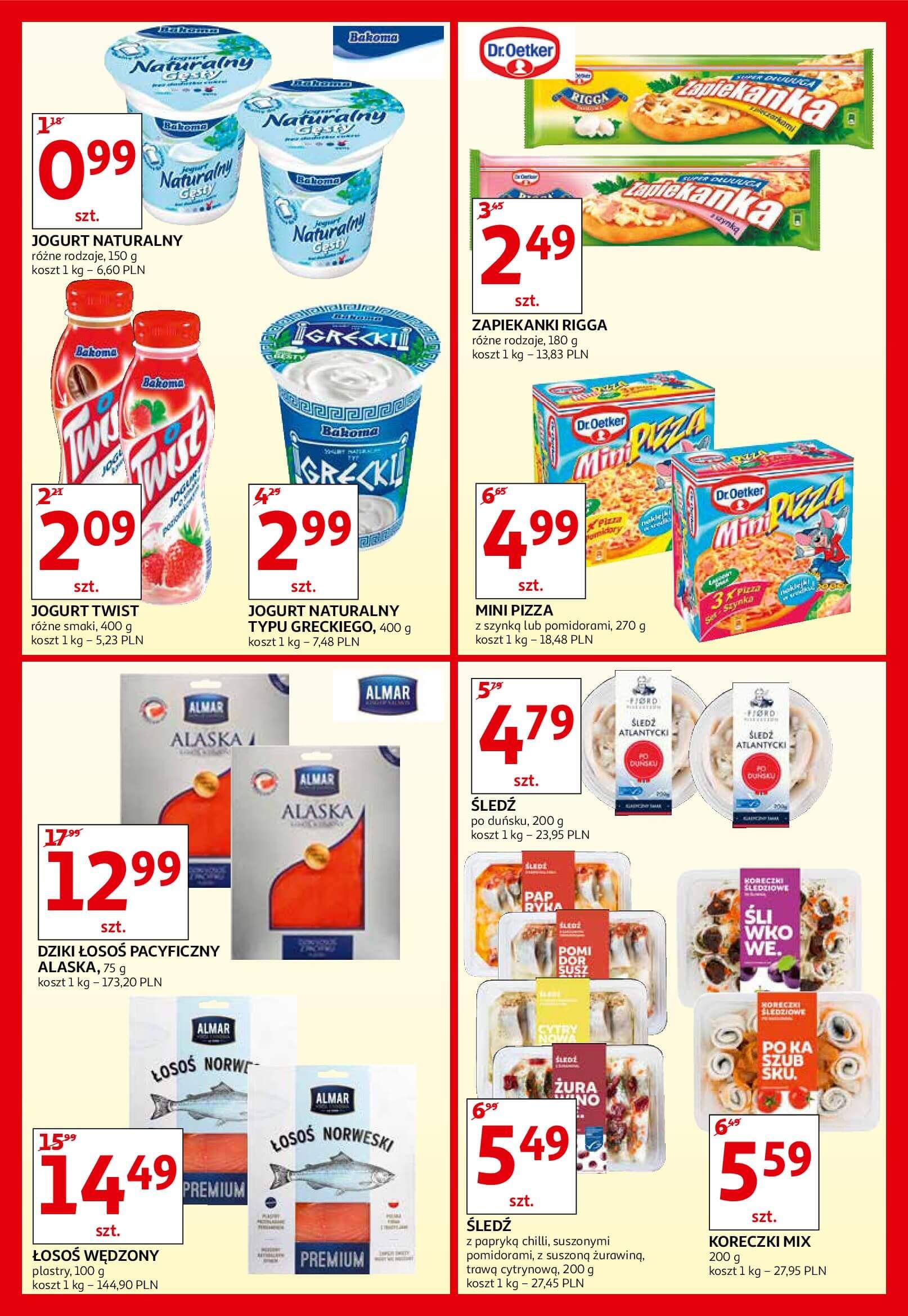Gazetka Auchan - Auchan Supermarket - kultowe marki-05.12.2018-12.12.2018-page-