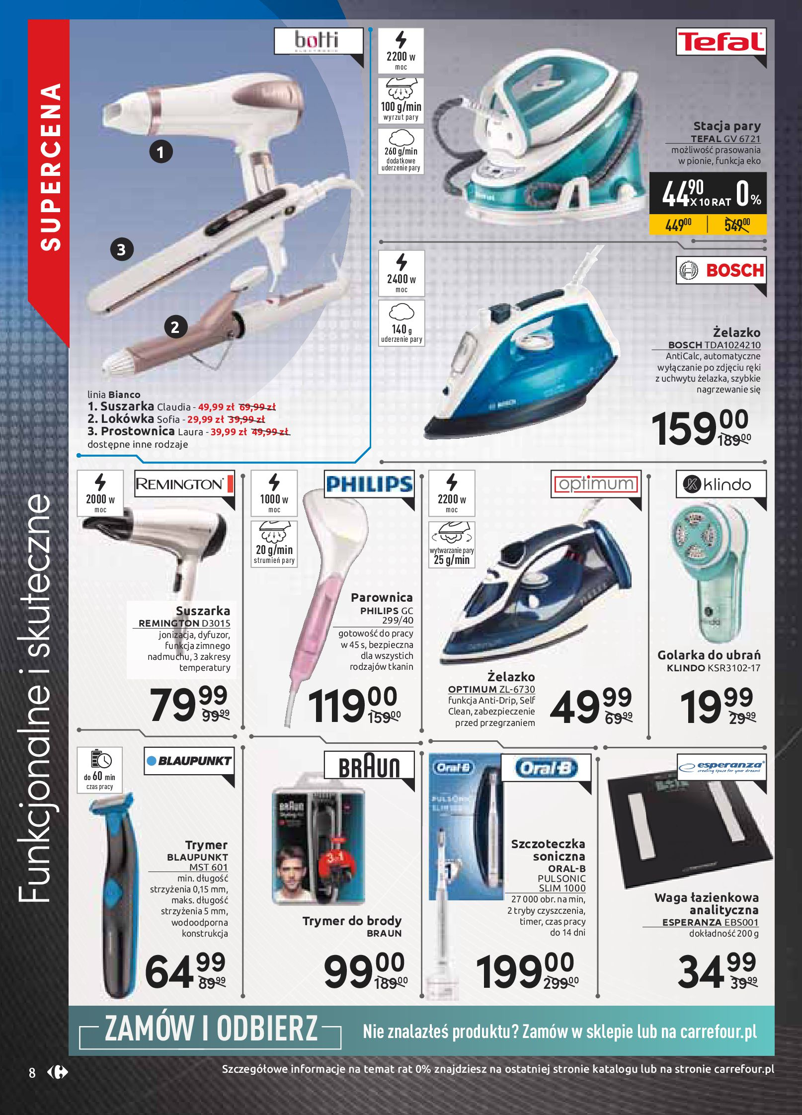 Gazetka Carrefour - Oferta promocyjna-17.02.2020-07.03.2020-page-8