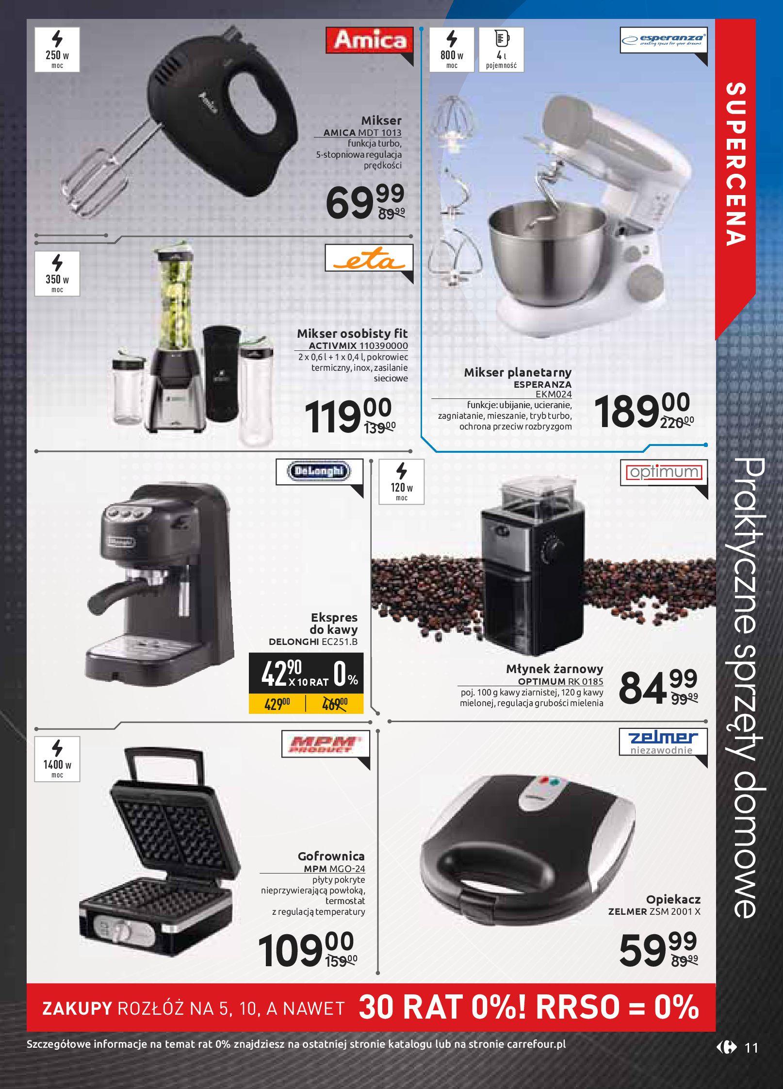 Gazetka Carrefour - Oferta promocyjna-17.02.2020-07.03.2020-page-11