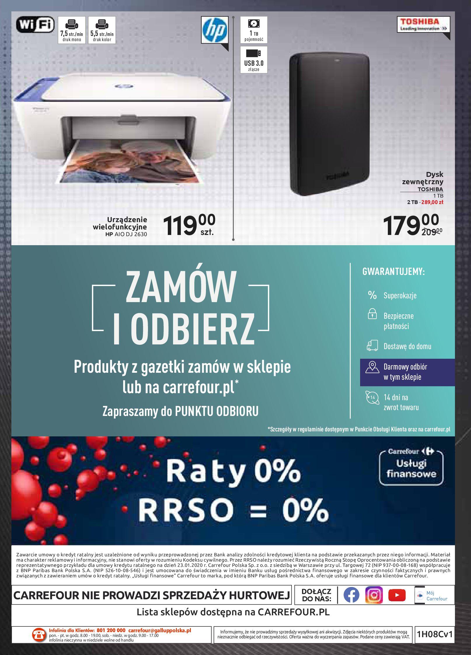 Gazetka Carrefour - Oferta promocyjna-17.02.2020-07.03.2020-page-12