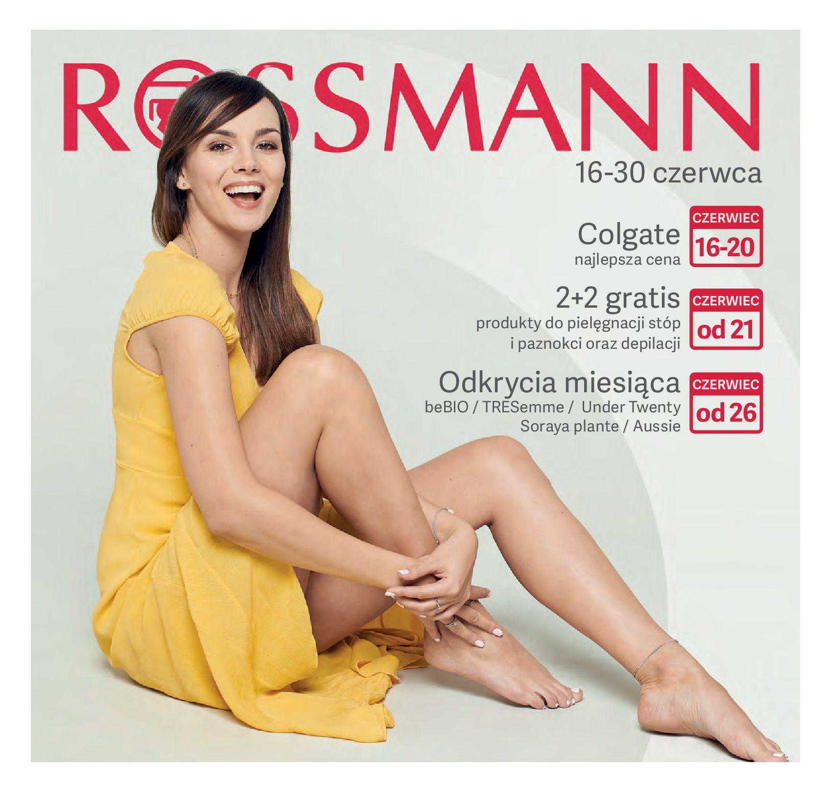 Gazetka Rossmann - Rossmann 16-30 czerwca-15.06.2019-30.06.2019-page-
