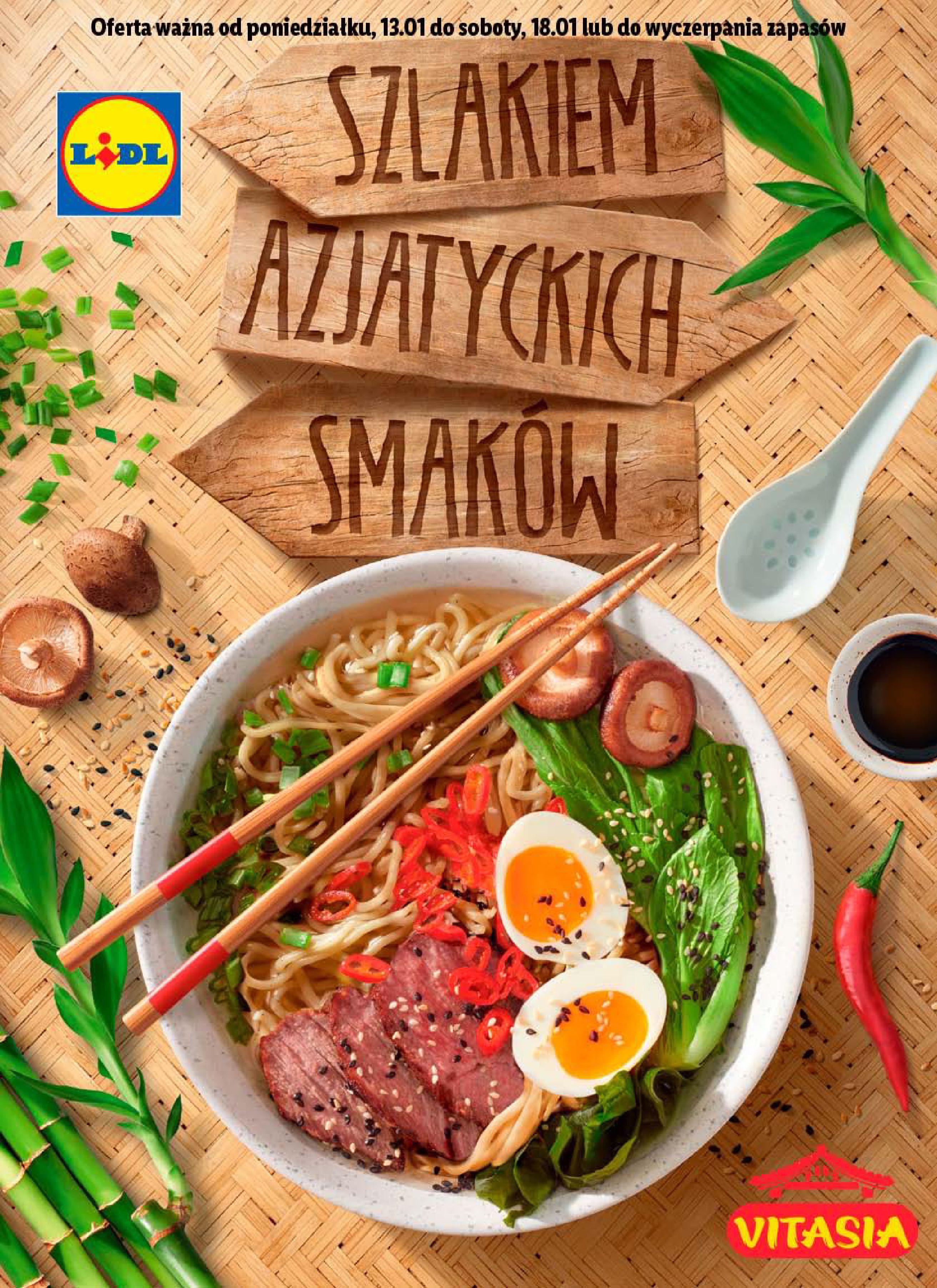 Gazetka Lidl - Od poniedziałku-12.01.2020-18.01.2020-page-1